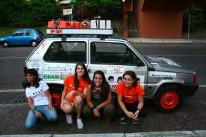 Big Mamas Team, Mongol Rally