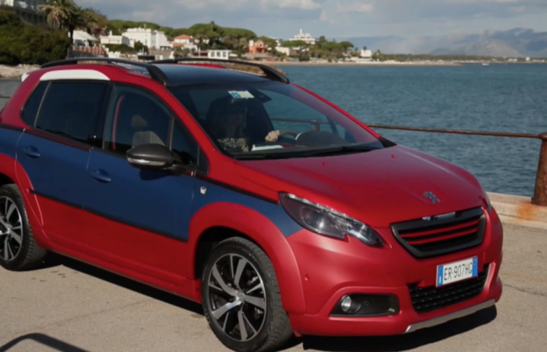 Peugeot 2008 Castagna, crossover Normally Chic [VIDEO]