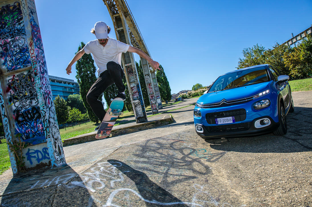 Nuova Citroën C3 Facebook – Only Limited Edition