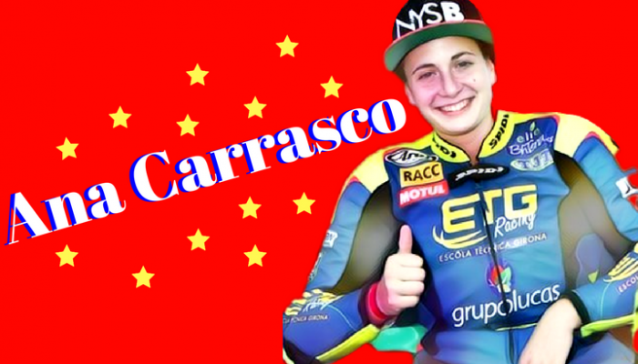 Ana Carrasco: primato in Superbike che resta negli annali
