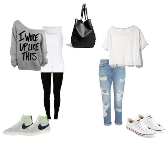 Outfit stadio