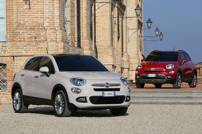 [VIDEO] Il nuovo crossover Fiat 500X