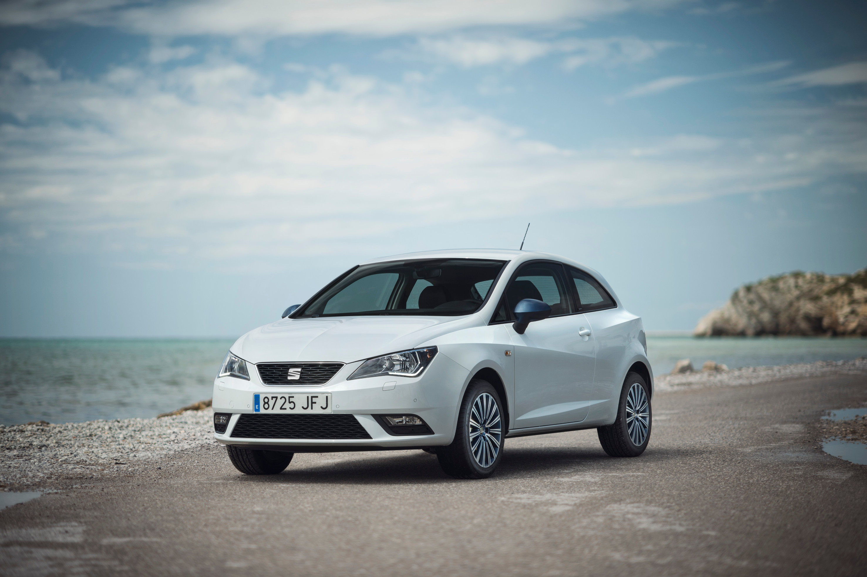 Nuova SEAT Ibiza, Technology to enjoy