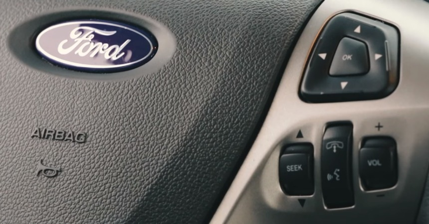 Ford: Siri on board!