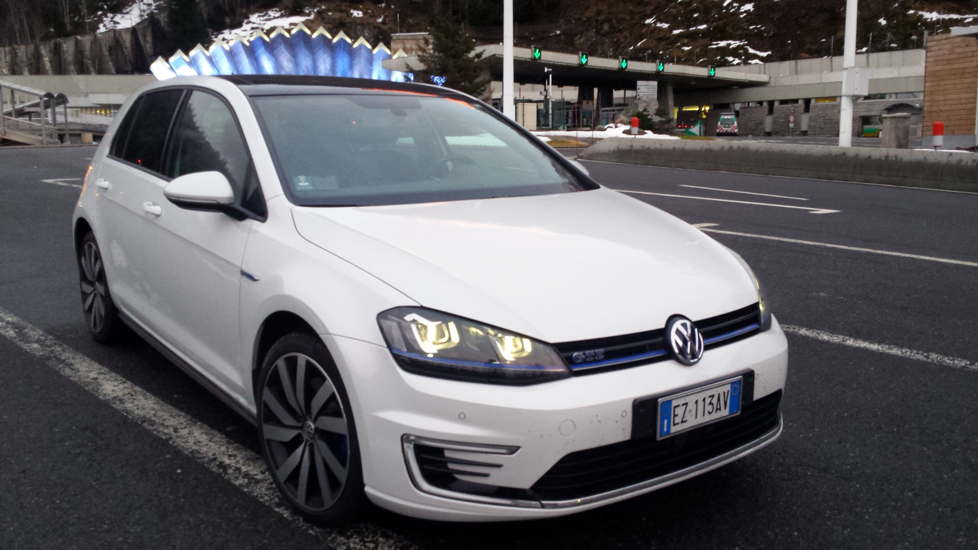 Golf GTE epilogo