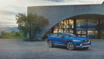 Jaguar F-PACE è Women's World Car of the Year 2016
