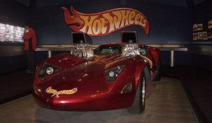 Hot Wheel Twin Mill. credit Flickr