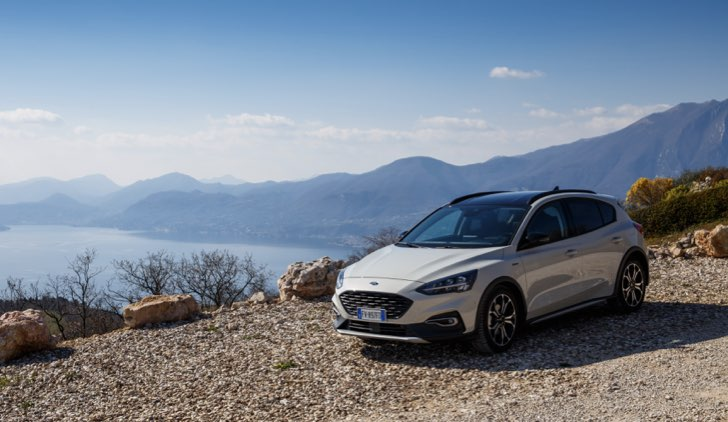 Ford Focus Active. Credit: Ford comunicato stampa