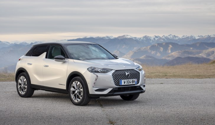 DS 3 Crossback Credits LULOP