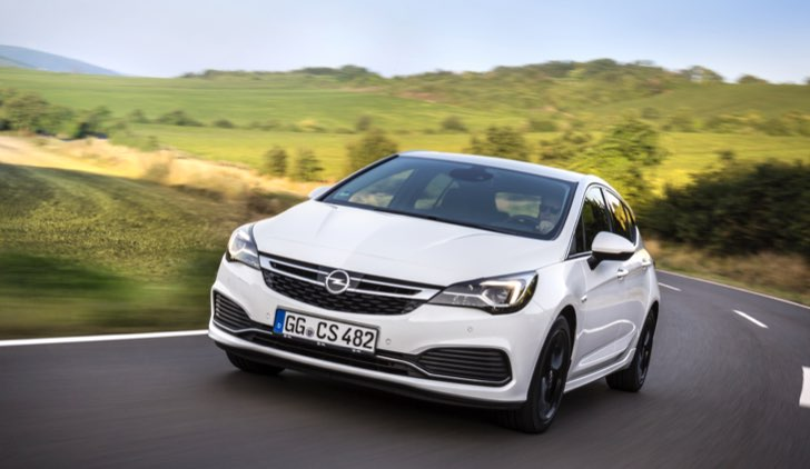 Opel Astra @ LULOP