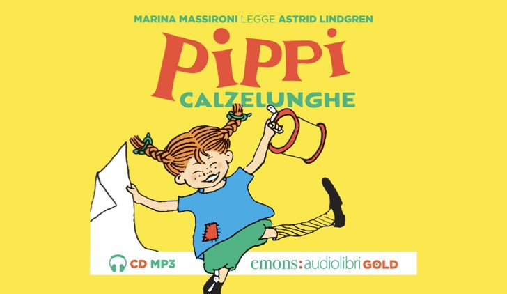Pippi Calzelunghe Credits Amazon