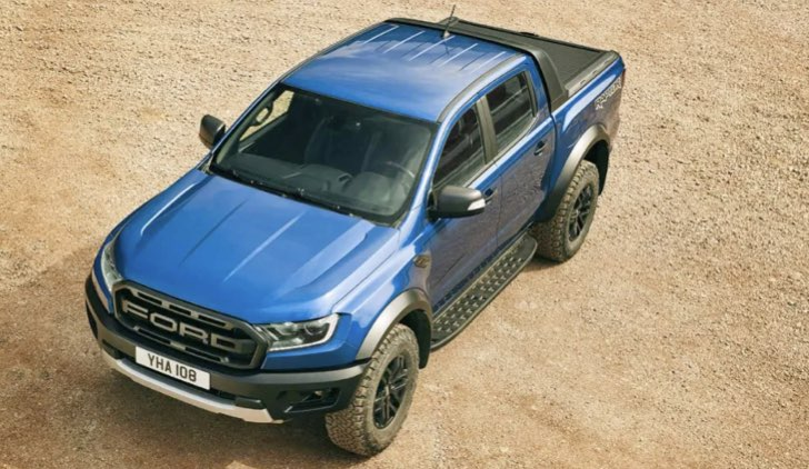 Ford Ranger Raptor Credits Ford