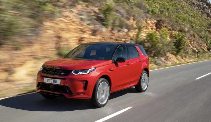 Land Rover Discovery Sport Credits Lulop