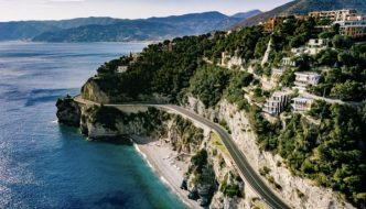 Itinerari on the road in italia Credits Envato Elements